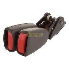 SAAB 93 9-3 9400 98-03MY LEFT REAR SEAT BELT DOUBLE BUCKLE 5205299 SUFFOLK