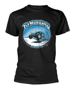 Fu Manchu 'Daredevil' T-Shirt - NEW & OFFICIAL!