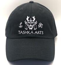 Tashka Arts - Jiu Jitsu Samurai Adjustable Dad Hat - Martial Arts Twill Cap
