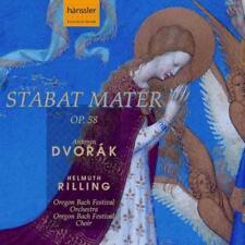 CD NEW Stabat Mater Oregon Bach Festival Dvorak Op 58 Helmuth Rilling Antonin 2