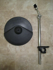 Roland CY-8 Dual V Drum Cymbal CY8  w/ MDY mount , stand