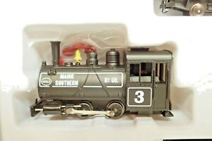 HOn30 MINITRAINS 9 Piece Baldwin 0-4-0 Saddle Tank Mine/Ore Train - NEW In BOX!