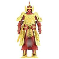 Metal Earth Chinese Ming Armor Laser Cut DIY Model Hobby War Kit