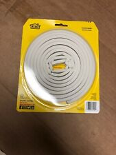 Rubber Window Seal Large Gaps 10' Strip Ws31128 White Two Pack
