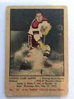 1951-52 Parkhurst Hockey Cards 42
