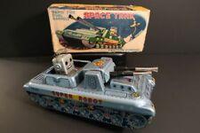 All Original HORIKAWA Super Robot Space Tank Mint + Original Box 1960 's