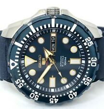 Seiko Diver Watch BLUE - BABY MONSTER Automatic Watch SRP605K2