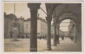 Yugoslavia postcard - Dubrovnik, Placa Kralja Petra - (A20)