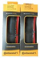 Continental UltraSport2 Red 700c clincher 25c 2 set JAPAN F/S w/Tracking# Japan