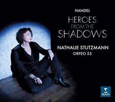 NATHALIE STUTZMANN-HANDEL: HEROES OF THE SHADOWS-JAPAN CD F83