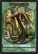 4X 1/1 Green Saproling TOKEN (5/7) NM Core Set M12 Magic 2012 MTG Druidic Jade