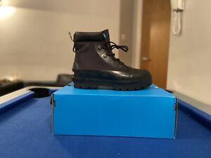Converse x AMBUSH CTAS Duck Boot (Black) - Size 9.5 UK / 9.5 US