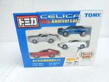 Tomy Limited Tomica 30th Anniversary Toyota Celica set 1600GT LB2000GT ECT RARE