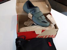 Specialized Body Geometry Audax Rd Shoes Oak Green 11.75 US, 45.5 EU NEW