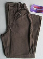 New Brown pants by designer Speed of Light strong sturdy 100% cotton 5/6 year
