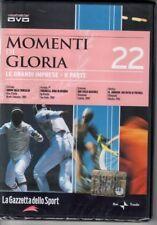 DVD=MOMENTI DI GLORIA=LE GRANDI IMPRESE PARTE II=VOLUME 22=SIGILLATO