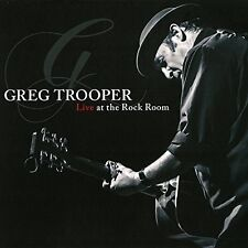 Greg Trooper - Live at the Rock Room [New CD] Digipack Packaging