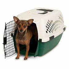 Dog Crate Kennel Multiple Size Dogs Portable Travel Pet Carrier Bed Home Secure