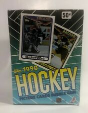 1990 Topps NHL Hockey Card Box Factory Sealed (36pks)