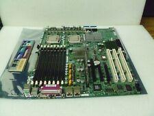 ADAPTEC/SUPERMICRO X7DBE INTEL XEON (X2) L5420 2.50GHZ CPU MOTHER BOARD + IO