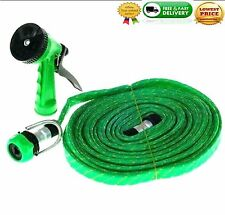 MULTIFUNCTIONAL WATER SPRAY GUN PIPE FOR GARDENING, CAR WASHING, HOSE 10MTR