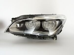 2013 2014 2015 BMW 7 Series F02 F01 F04 LED Adaptive Left Headlight Headlamp OEM