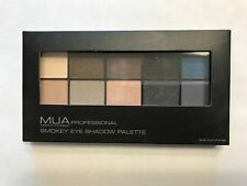 MUA Makeup Academy Professional SMOKEY Eye Shadow Palette!