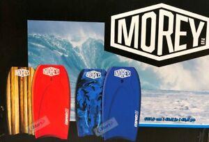 """Morey Boogie Board Mach11 108cm (42.5"""") Tube Rail System Bodyboards NEW"""