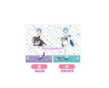 Re:Zero Starting Life in Another World Rem official Reversible Clear File Ver.C