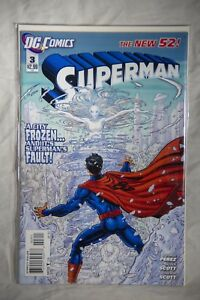 DC Comics Superman (The New 52) Issue#3