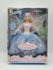 Barbie as Odette of Swan Lake Light Up Wings B2766 Mattel 2003 New NRFB