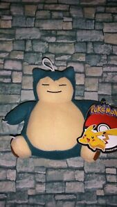 Pokemon Snorlax Plush Brand New Official Licensed