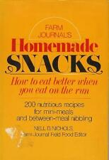 Farm journals homemade snacks: How to eat better