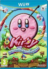 Kirby and the Rainbow Paintbrush (Nintendo Wii U, 2015)