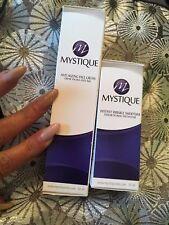 2 items face lifting serum MYSTIQUE anti aging wrinkle face/neck cream vitamin c