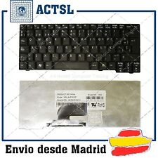 TECLADO ESPAÑOL OLIDATA KAV60 ACER ASUS PACKARD BELL NEGRO KEYBOARD SPANISH SP