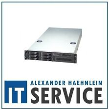 "2HE 19"" Gehäuse Chenbro RM21706 2U Rack Server ink 12G Backplane 6x HDD 3,5"" NEU"