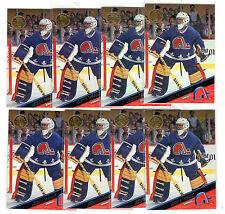 1X JOCELYN THIBAULT 1993-94 Leaf #428 Rookie RC NMMT Nordiques Lots Available