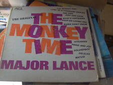 LP THE MONKEY TIME MAJOR LANCE MONOAURAL OKeh USA 1963 ex