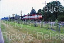 Original Slide SL-SF 706 GP35/445 GP38-2 Frisco Springfield MO 1977 ACTION