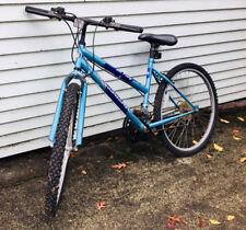"24"" ""Mt Fury"" Roadmaster women's bicycle. 15-speed. Good condition. (bike, blue)"