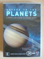 Voyage To The Planets [2 DVD Set] Multi Region, BRAND NEW & SEALED, Free FPost