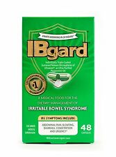 IBgard for Irritable Bowel Syndrome, 90MG 48 capsules