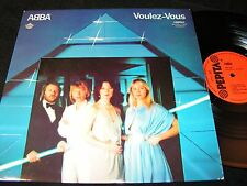 ABBA Voulez-Vous / Hungarian LP 1979 PEPITA SLPXL 17601