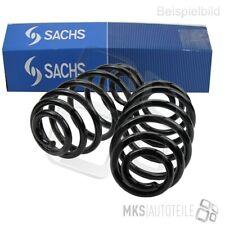 2x Sachs 998430 Federn Fahrwerksfedern Vorne AUDI A6 1.9D-3.0