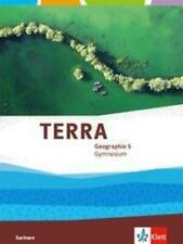 TERRA Geographie 5. Schülerbuch Klasse 5. Ausgabe für Sachsen Gymnasium ab 2019