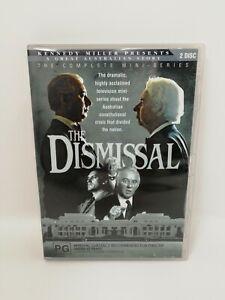 The Dismissal (DVD, 2005, 2-Disc Set) - Kennedy Miller Mini-series Region 4