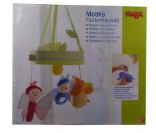 HABA Mobile Flatterfreunde - bunte Schmetterlinge Einschlafhilfe  Neu