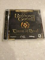 Baldur's Gate II: Throne of Bhaal (PC, 2001)