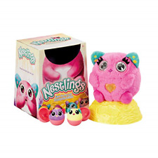 Nestlings Interactive Pet and Babies with Lights and Sounds